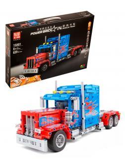 Конструктор Mould King «Грузовик Peterbilt 389 Optimus Prime» 15001 / 839 деталей