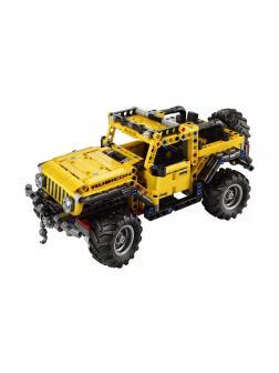 Конструктор «Jeep Wrangler» 40032 (Technic 42122) 665 деталей