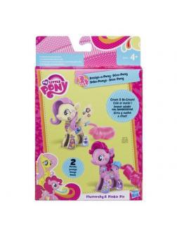 Игровой набор Hasbro My Little Pony Стильные пони Создай свою пони
