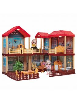 Игровой набор «Дом для Принцессы» 668-25 / 156 деталей