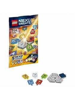Конструктор LEGO Nexo Knights «Комбо NEXO Силы» 2 полугодие, 70373 / 10 деталей