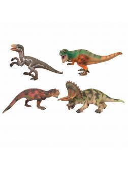 Набор фигурок Мир Юрского Периода «Динозавры» Q9899-H08 / 4 штук
