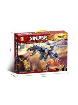 Конструктор «Ninja» 76076 (Ninjago) 477 деталей