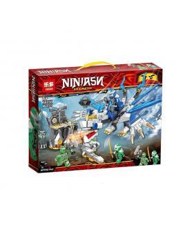 Конструктор Leduo «Ninja» 76056 (Ninjago) 463 детали
