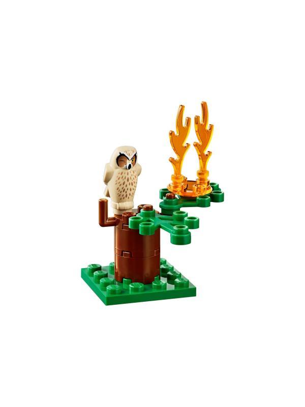 Конструктор «Лесные пожарные» 11521 (City 60247) 90 деталей