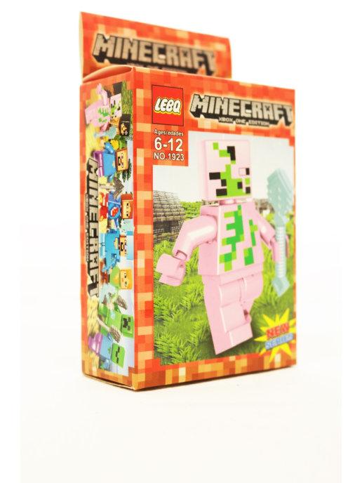 Конструктор LEBQ «Герои 2» 1923 (Minecraft) комплект 8 шт.