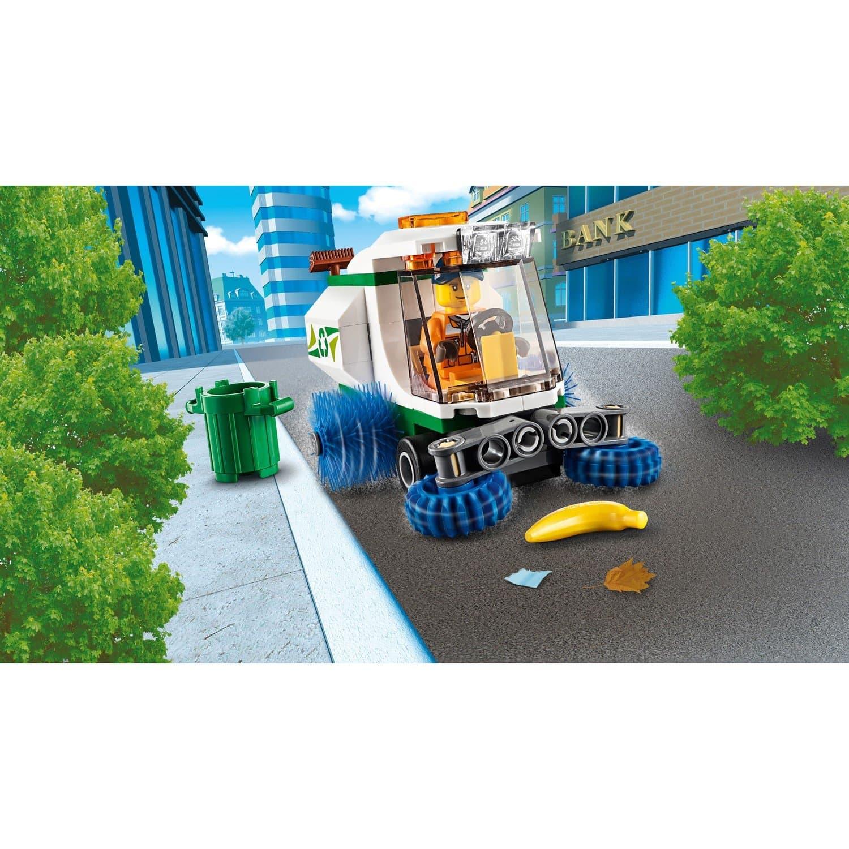 Конструктор «Машина для очистки улиц» 11522 (City 60249) / 95 деталей