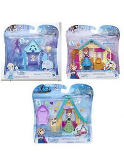 Игровой набор Hasbro Disney Princess Холодное сердце Домик