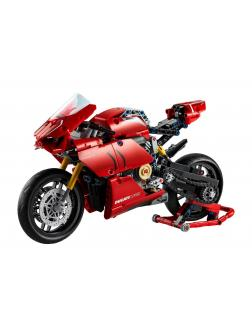 Конструктор «Ducati Panigale V4 R» 10272 (Technic 42107) 764 детали