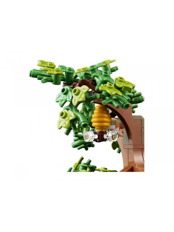 Конструктор «Домик Винни Пуха» 61326 (Ideas 21326) / 1265 деталей