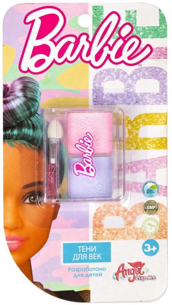 Набор косметики для девочек Barbie Набор теней
