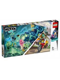 Конструктор LEGO Hidden Side «Автобус охотников за паранормальными явлениями 3000» 70423 / 689 деталей