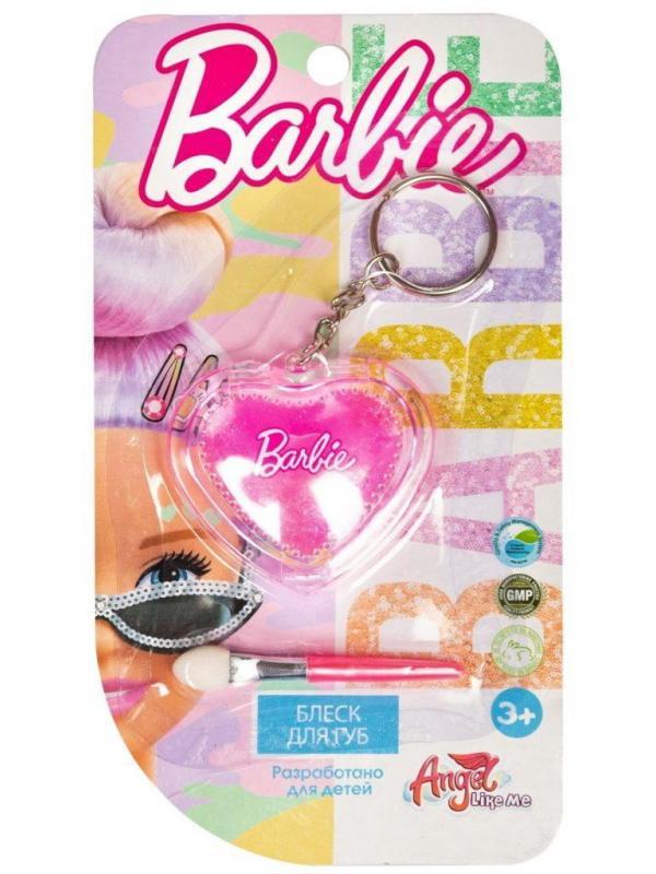Набор косметики для девочек Barbie Блеск для губ