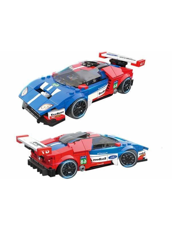 Конструктор Quan Guan Racing Series «Ford GT 2016» 100135 / 348 деталей