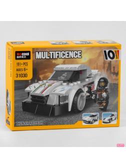 Конструктор Decool «Multificence» 31030 / 181 деталь
