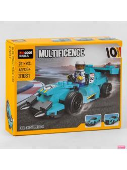 Конструктор Decool «Multificence» 31031 / 201 деталь
