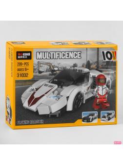 Конструктор Decool «Multificence» 31032 / 209 деталей