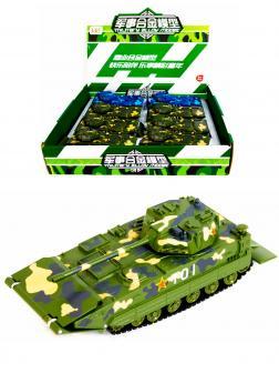 Металлический лёгкий плавающий танк Double Horses «Type 05AAV (Китай)» 0231, 15 см.  / Зеленый