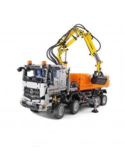 Конструктор Mould King «Mercedes-Benz Arocs 3245» 19007 (Technic 42043)  2819 деталей