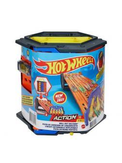 Игровой набор Mattel Hot Wheels Экшн Портативный автотрек