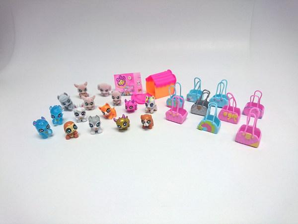 Best Furry Friends игрушка-сюрприз в домике, с аксессуарами