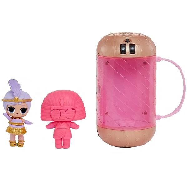 Кукла L.O.L. Surprise Under Wraps (Кукла ЛОЛ Капсула 1/12), 552048