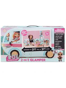 Кукла L.O.L. Surprise (Кукла ЛОЛ Автобус с куклой), 559771