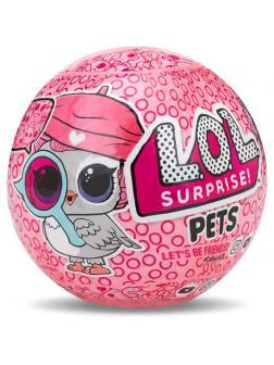 Кукла L.O.L. Surprise Pets (Кукла ЛОЛ Питомцы Декодер), 552093