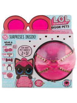 Большой питомец L.O.L. Surprise Biggie Pets (ЛОЛ Котенок), 552260