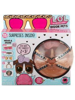 Большой питомец L.O.L. Surprise Biggie Pets (ЛОЛ Щенок), 552277
