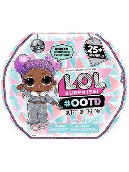 Набор L.O.L. Surprise Winter Disco (ЛОЛ Модный образ. Зимнее диско), 25 сюрпризов, 562504