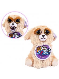 Мягкая игрушка Feisty Pets «Злой / Добрый Лабрадор» Хищники 20 см.