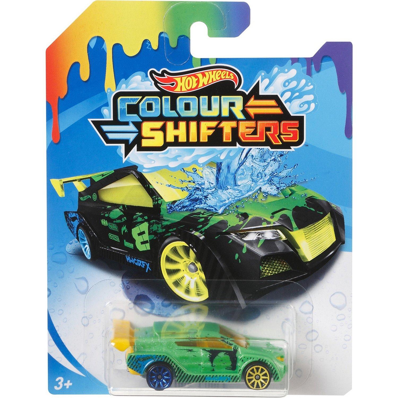 Машинка Измени цвет Hot Wheels «24/Seven»