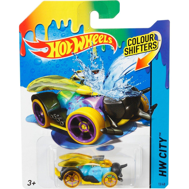 Машинка Измени цвет Hot Wheels «Buzzkill»