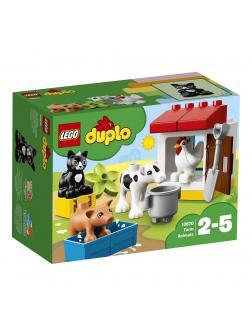 Конструктор LEGO Duplo «Ферма: домашние животные» 10870