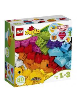 Конструктор LEGO Duplo «Мои первые кубики» 10848