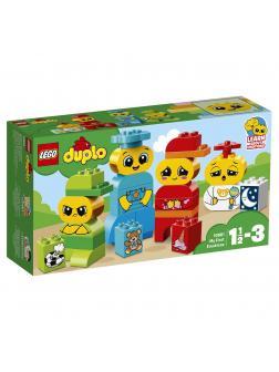 Конструктор LEGO Duplo «Мои первые эмоции» 10861