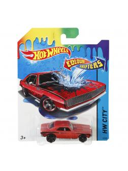 Машинка Измени цвет Hot Wheels «'67 Camaro»