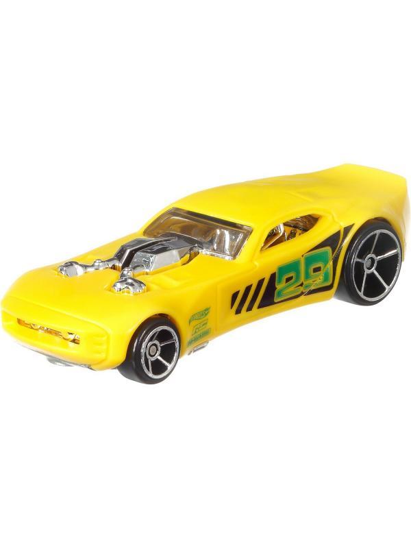Машинка Измени цвет Hot Wheels «Nitro Doorslammer 29»