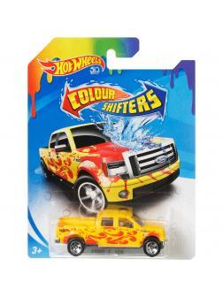 Машинка Измени цвет Hot Wheels «Ford F-150»