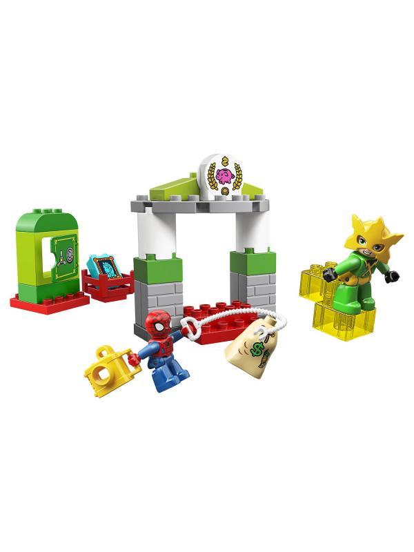 Конструктор LEGO Duplo «Человек-паук против Электро» 10893