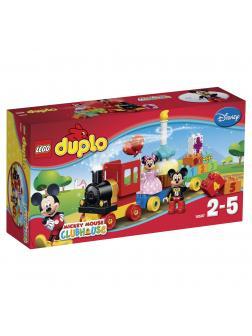 Конструктор LEGO Duplo «День рождения с Микки и Минни» 10597