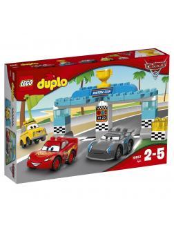 Конструктор LEGO® Duplo™ Cars «Гонка за Кубок Поршня» 10857