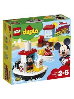 Конструктор LEGO Duplo «Катер Микки» 10881