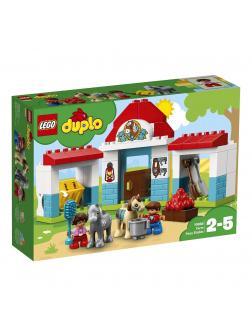 Конструктор LEGO Duplo «Конюшня на ферме» 10868