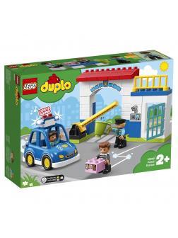 Конструктор LEGO Duplo «Полицейский участок» 10902, 38 деталей