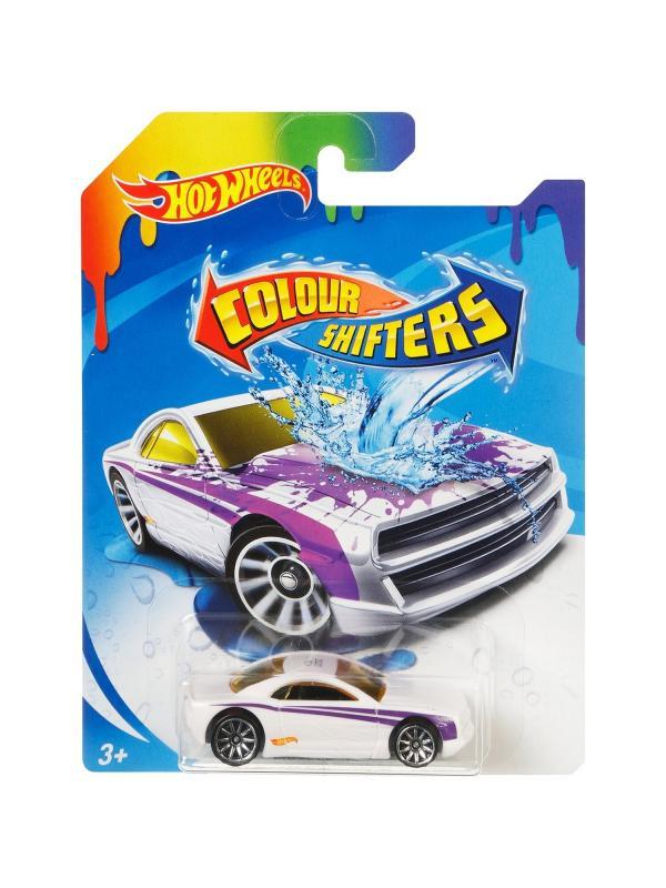 Машинка Измени цвет Hot Wheels «Muscle Tone»