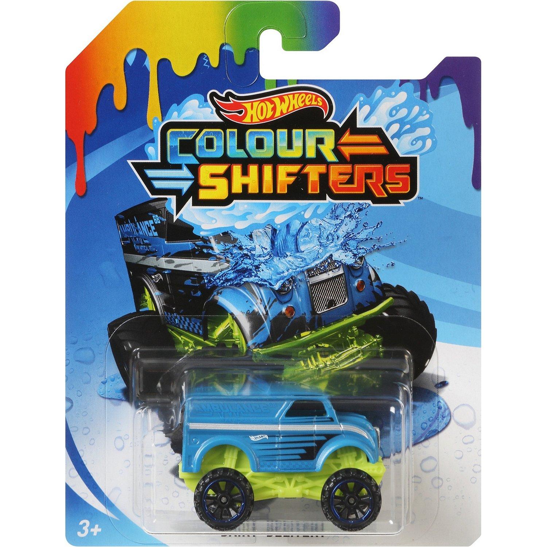 Машинка Измени цвет Hot Wheels «Dairy Delivery»