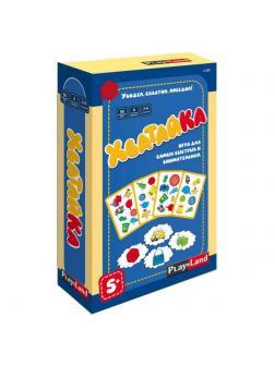 Настольная игра Play Land Борьба IQ умов Хватайка для детей от 5 лет