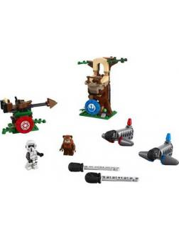 Конструктор LEGO STAR WARS TM Нападение на планету Эндор
